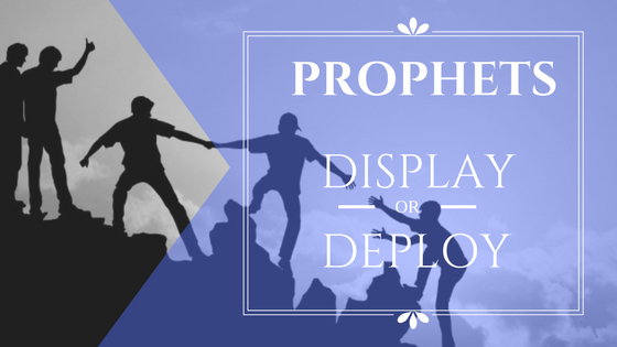 Display or Deploy Title Image